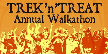 Trek'n'Treat 2019 tickets