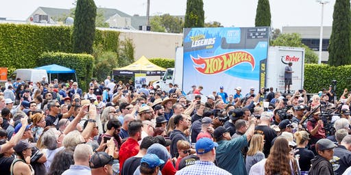 Hot Wheels Legend Tour Coming to a Colorado Springs Walmart Parking Lot