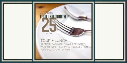 Tour and Lunch Exhibit