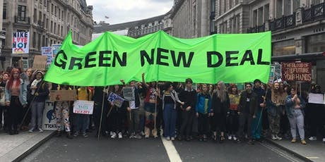 Green New Deal Workshop - Haringey tickets