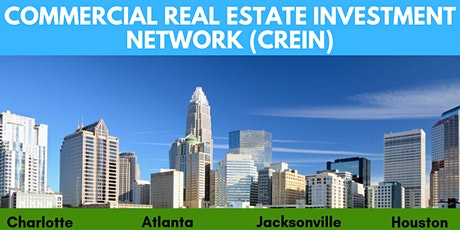 Leverage Your Investment into Opportunity Commercial Real Estate Conference tickets