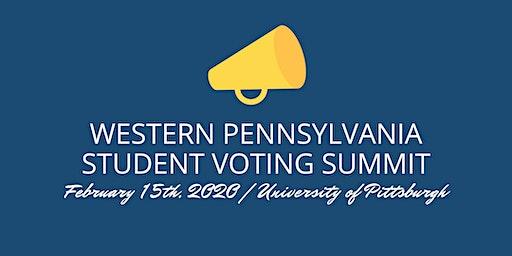 Western Pennsylvania Student Voting Summit
