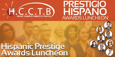 "September Luncheon - ""Prestigio Hispano"""