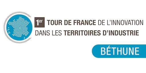 Tour de France de l'Innovation - Bethune-Bruay