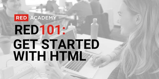 RED 101: Get Started With HTML