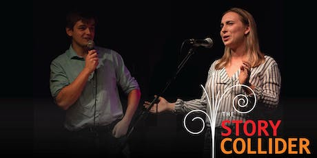The Story Collider - Toronto, ON - October 2019 - Lesson Learned tickets