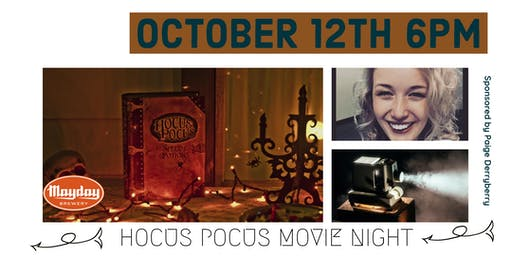 Hocus Pocus Watch Party