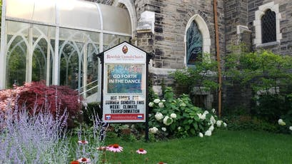 Fall Ecumenical Service & Luncheon tickets