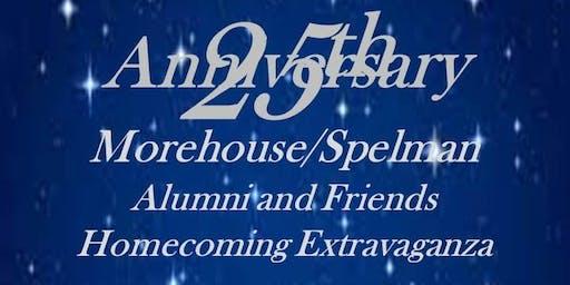 Morehouse/Spelman Alumni & Friends 25th Anniversary Homecoming Extravaganza