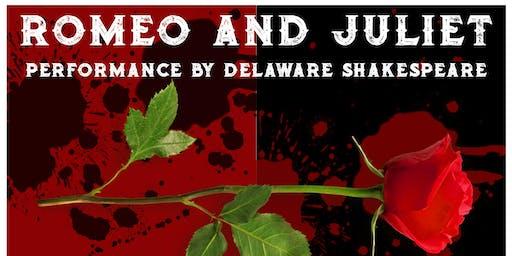 """Shakespeare Play : """"Romeo + Juliet"""""""