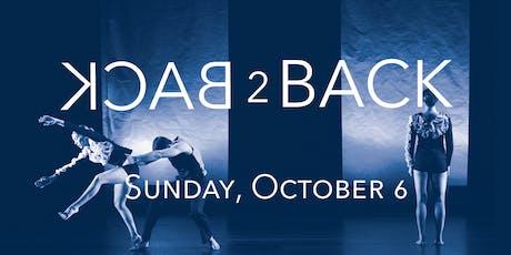 Eisenhower Dance Detroit presents Back2Back|Bach2Beatles tickets