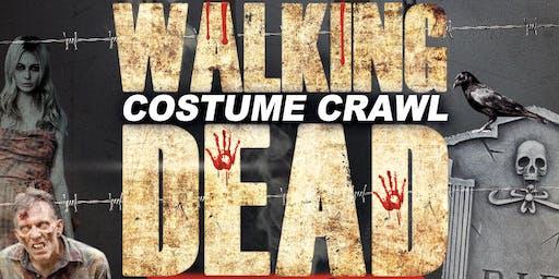 Walking Dead Costume Crawl -  Halloween Night Thursday Oct. 31st - Boston