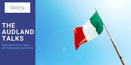 Italian Opera: A British Obsession / with Nigel Simeone