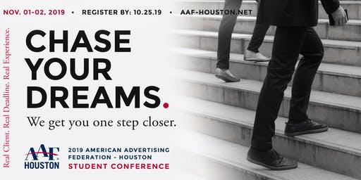 AAF-HOUSTON STUDENT CONFERENCE 2019