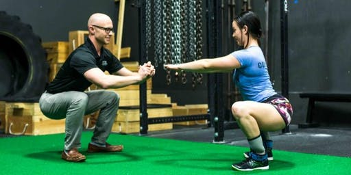 Prestige Chiropractic Low Back & Hip Mobility & Stability Workshop