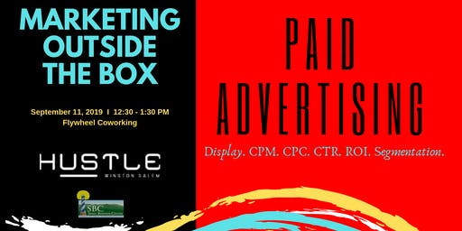 Advertising | Marketing Outside the Box