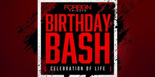 BIRTHDAY BASH: Celebrating Life, Virgos this one's for you !