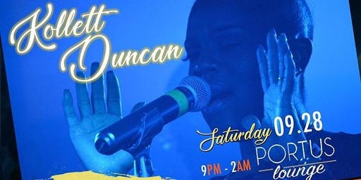 The Soulful Sounds of Kollett Duncan