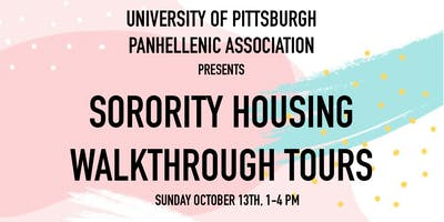 Sorority Housing Walkthrough Tours