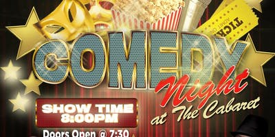 GZee Productions :Comedy Night At The Cabaret & After Party