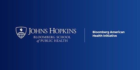 Bloomberg American Health Initiative Dallas Reception tickets