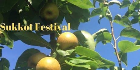 Sukkot Cider Festival tickets