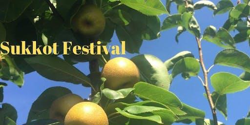 Sukkot Cider Festival