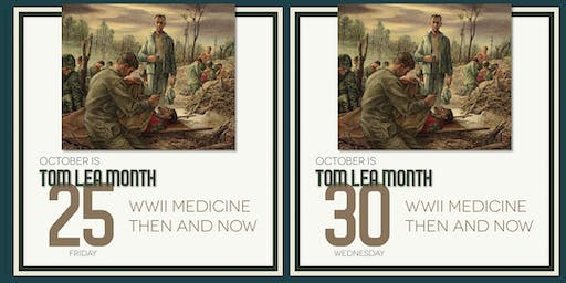 WWII Medicine Then and Now
