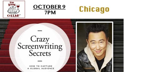 Meet Author Weiko Lin |Crazy Screenwriting Secrets|The Book Cellar, Chicago tickets