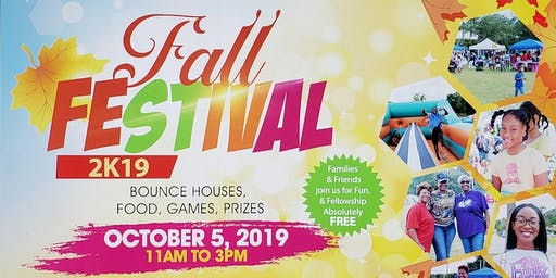 Community Fall Festival 2019