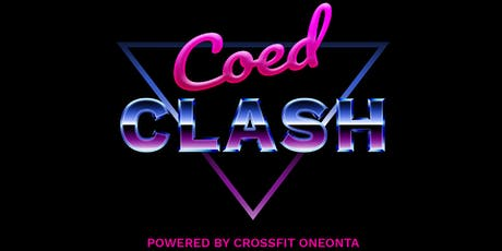 COED CLASH Competition tickets