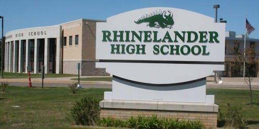Rhinelander  Class of 1999 Reunion