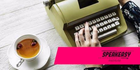 Schreib-Hacks - in kurzer Zeit Texte schreiben Tickets