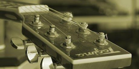 Design Challenge: DIY Musical Instrument tickets