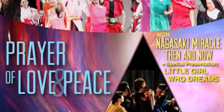 THE INAMORI ART GROUP PROJECT - PRAYER OF LOVE & PEACE tickets