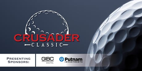2019 Crusader Classic Golf Tournament tickets