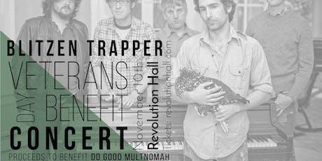Blitzen Trapper Veterans Day Benefit Concert tickets