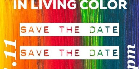 In Living Color 2019 (Save the date) tickets