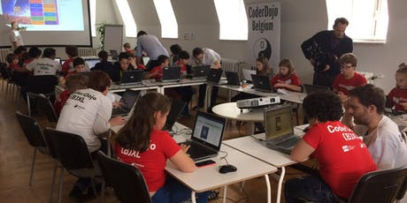 CoderDojo Brussels - Muntpunt - 21/09/2019 billets