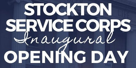 Stockton Service Corps Opening Day tickets