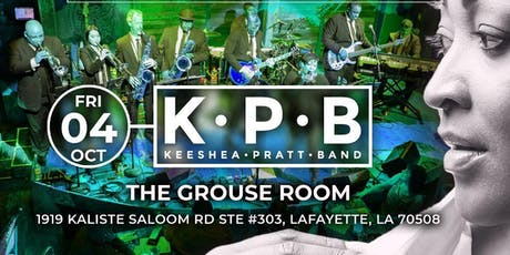 Keeshea Pratt Band tickets