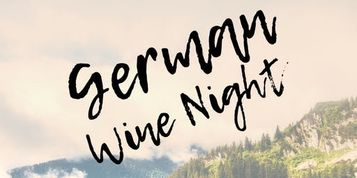 German Wine Night at Omega Road!