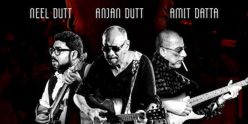 The Trio Live! With Anjan Dutt