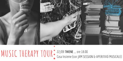 Music Therapy Tour