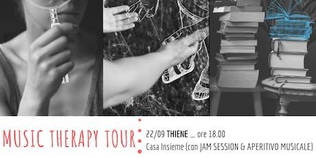 Music Therapy Tour biglietti