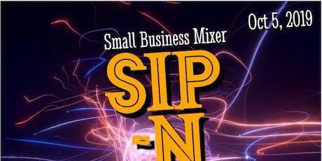 Sip~N~ Shop tickets