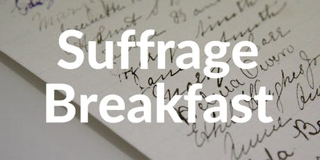 DIAWN Suffrage Breakfast tickets