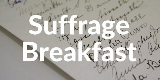 DIAWN Suffrage Breakfast