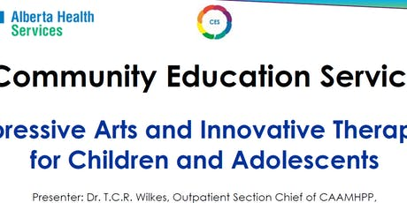 Expressive Arts and Innovative Therapies for Children and Adolescents  tickets
