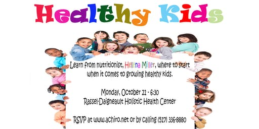 Healthy Kids with Helena Miller